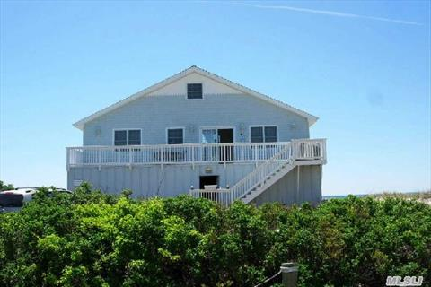 East Quogue Oceanfront Beachhouse For Sale