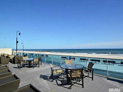 Long Beach Oceanfront 2 Bd Condo For Sale