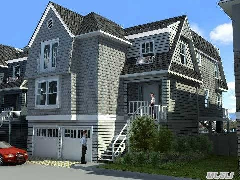 Long Beach NY New Constructionn Oceanfront House For Sale