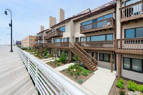 Long Beach Oceanfront Condo For Sale On Boardwalk