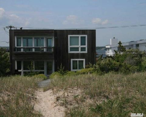 Westhampton Oceanfront 3 Br House For Sale