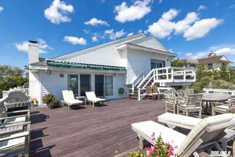 Westhampton Beach Oceanfront Home For